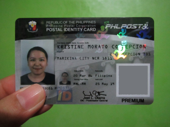 create a suitable id card for your regular use from a professional