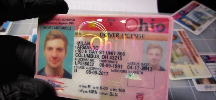 Factors to be noted while buying fake ids