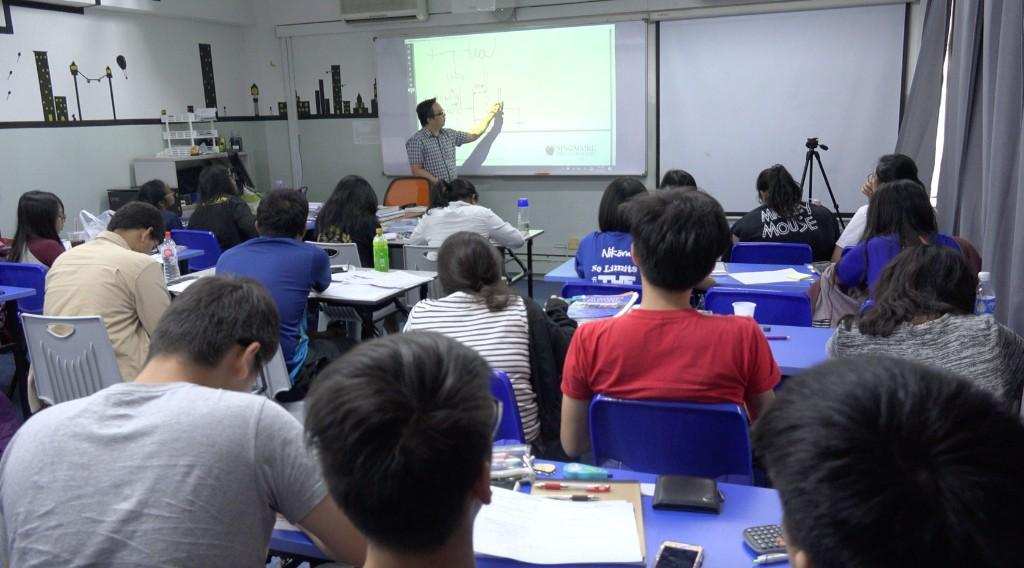 physics tuition singapore o level