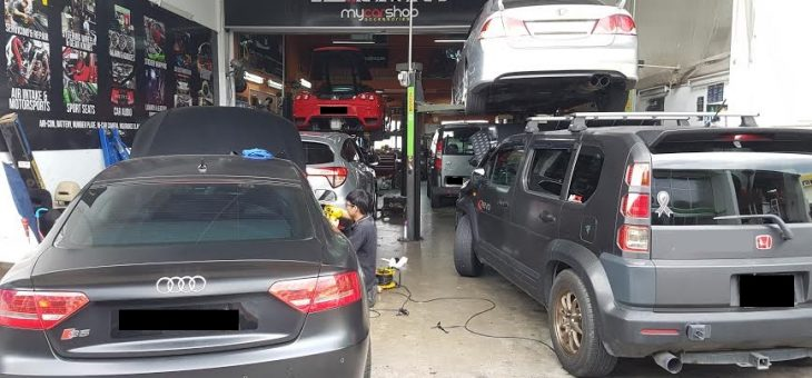 Make Your Car Workshop Much More Flexible!