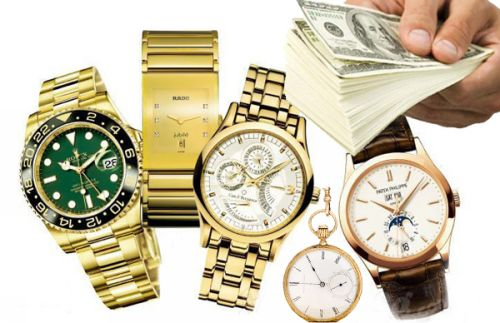 sell watch singapore