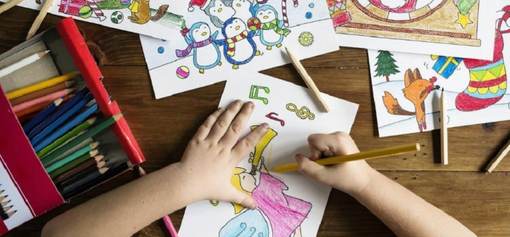 Why is Kids Art Class Important?
