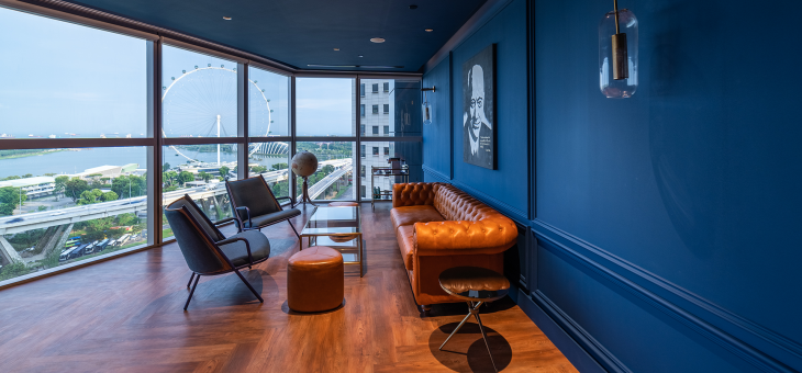 5 things that can be look in interior design in Singapore