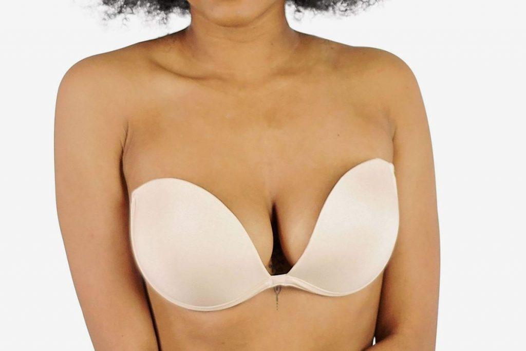 Silicone Bra For Small Breasts