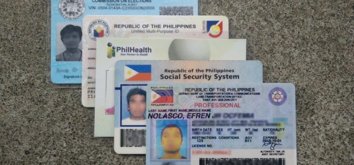 Create a suitable ID card for your regular use from a professional team