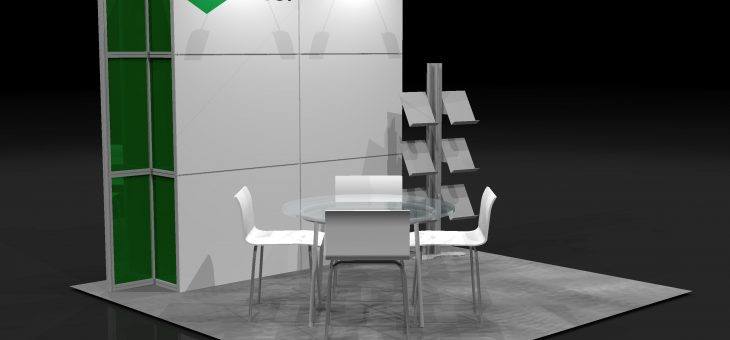 The best way to Trade Show Booth Rental Can Maintain Your Business Image