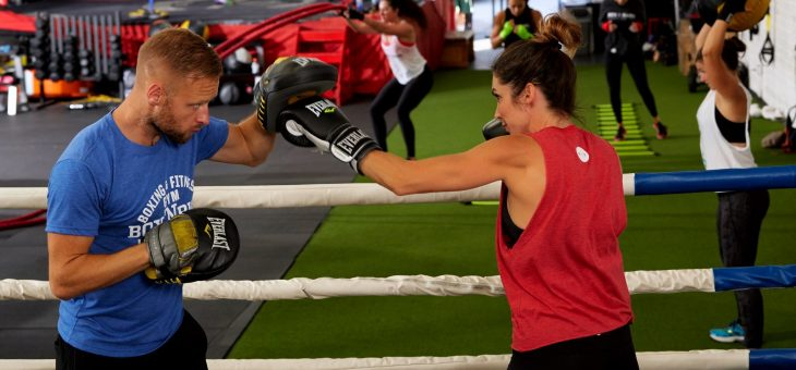 Excellent Benefits of Boxing Lessons Singapore
