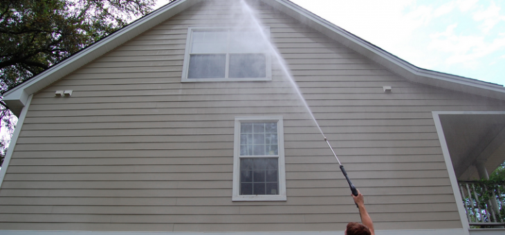 Pressure Washing solution to Your Home