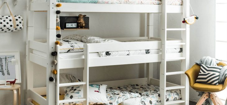 Types of bunk beds